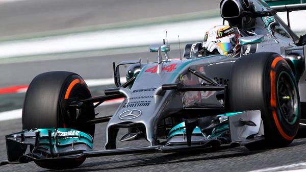 Per Hamilton quella del GP Spagna è la 35esima pole