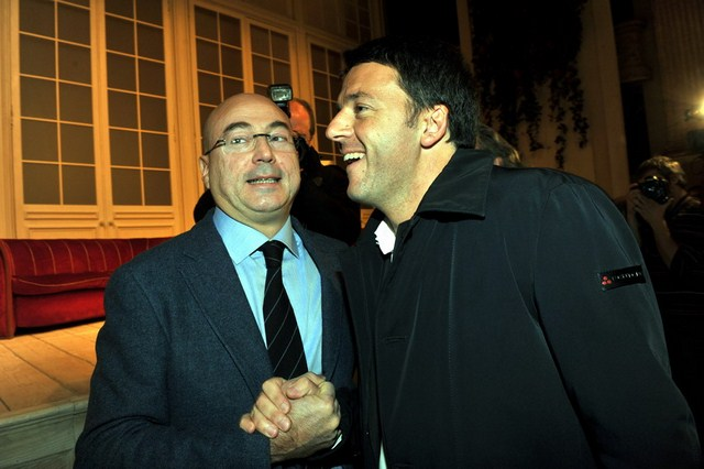 Matteo Renzi presenta 'Magari', il suo libro intervista realizzato con Aldo Cazzullo