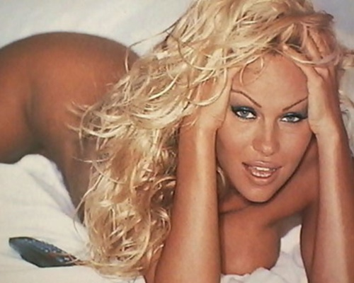 Pamela Anderson - Kostenlose Porno von Pamela Anderson
