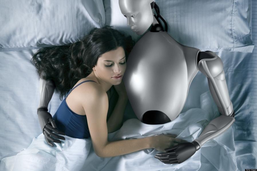 sesso con robot