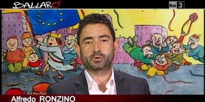 Alfredo Ronzino a Ballarò