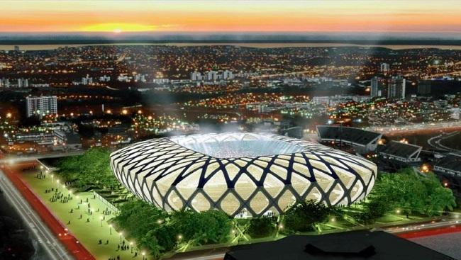Manaus-Stadium