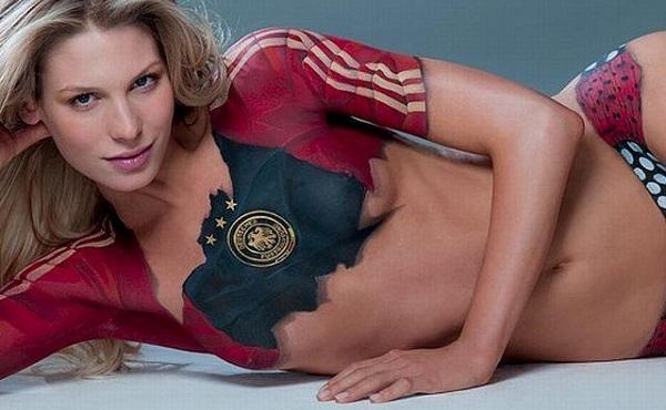 Sarah è stata eletta una delle donne più belle di Germania (foto: rpp.com.pe)