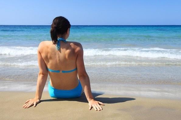 Relax per tutti in spiaggia...anche e soprattutto per le mamme