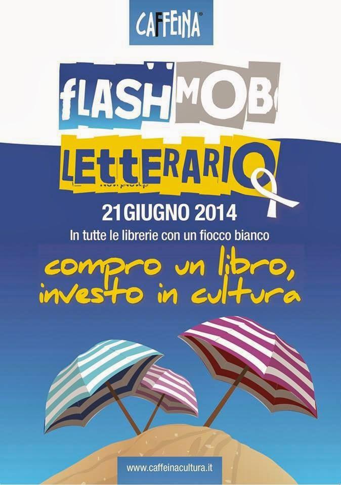 flashmob letterario