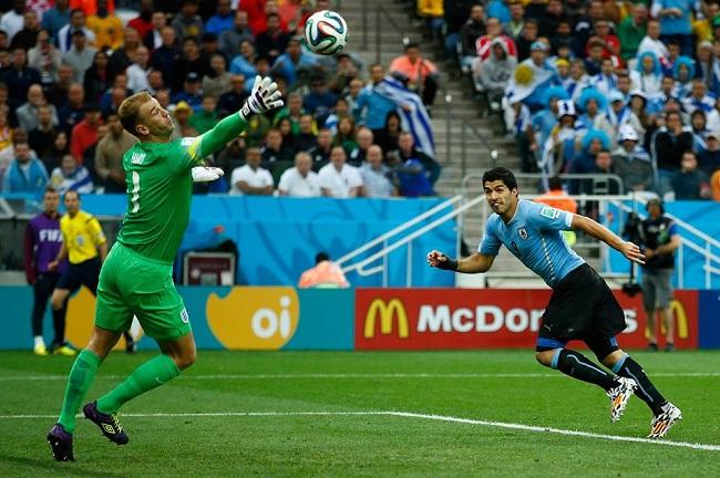 Uruguay - Inghilterra