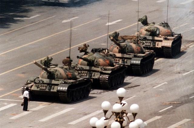 La strage di Piazza Tienanmen
