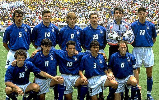 Italia tutte le foto ufficiali dei mondiali dal 1934 a - Si usa per cucinare 94 ...