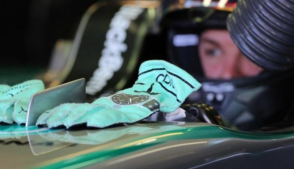 Rosberg, che ha preso il via dalla pole position, si aspettava di vincere, ma la pista lo ha tradito (foto:  Photo4)