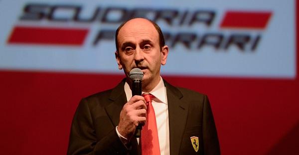 Il posto di Marmorini sarà preso dal suo vice, Mattia Binotto (foto: ferrari.com)