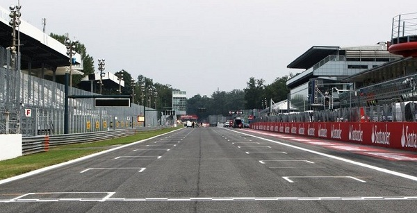 L'Autodromo di Monza rischia di perdere la Formula 1 (foto: infullgear.com)