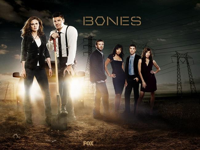 bones locandina serie
