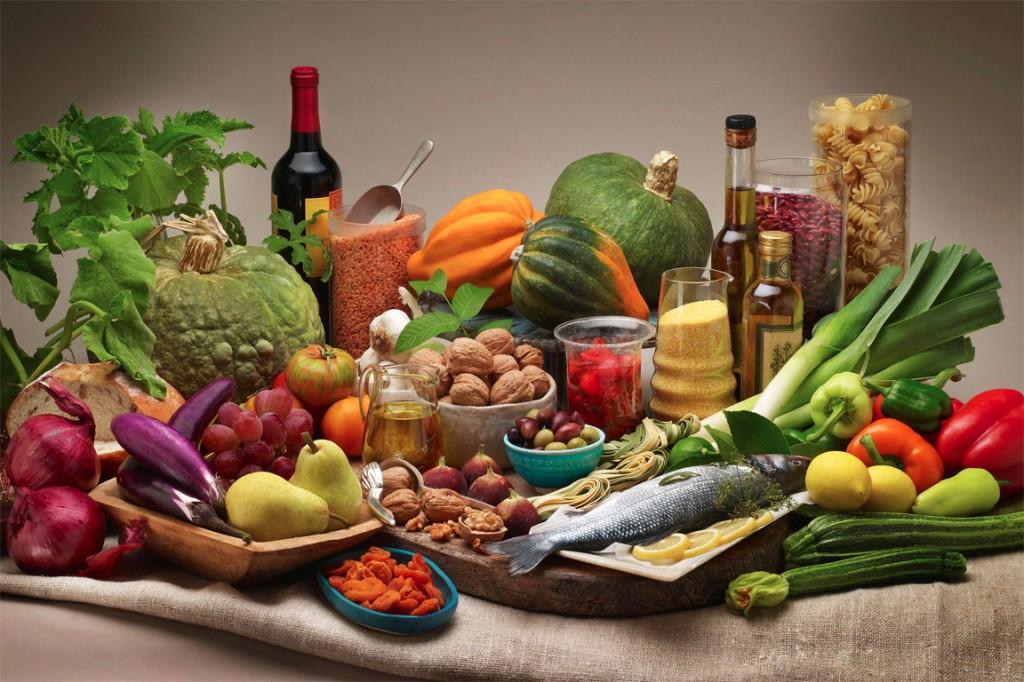 dieta-mediterranea-abbronzatura