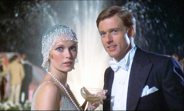 "Una scena del film ""Il grande Gatsby"" di Jack Clayton (lamarquiseangelique.blogspot.com)"