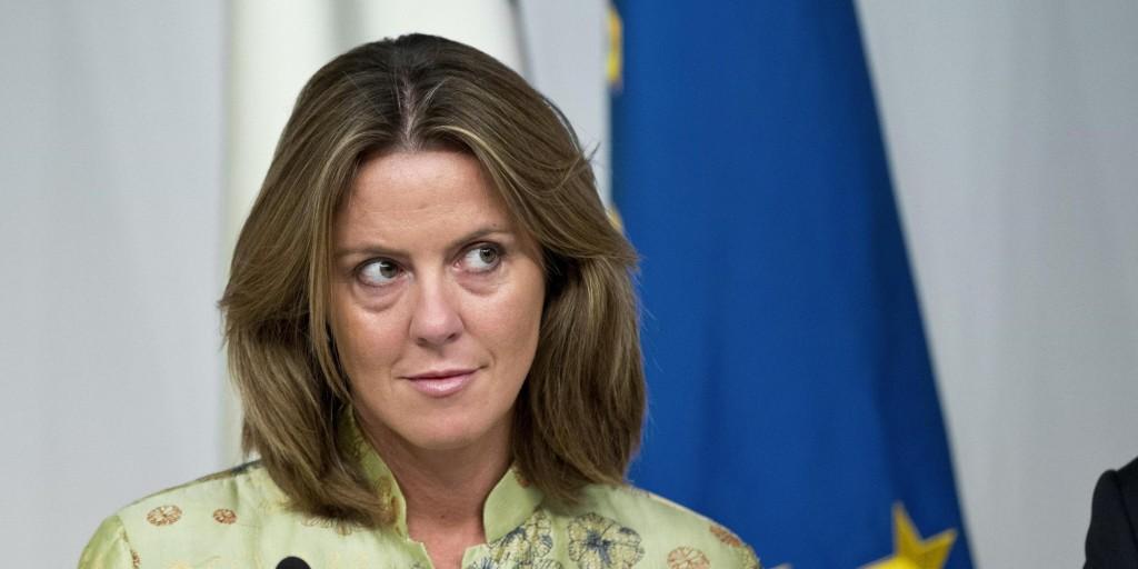 Beatrice Lorenzin, ministro della sanità (il mattinodiparma.it)