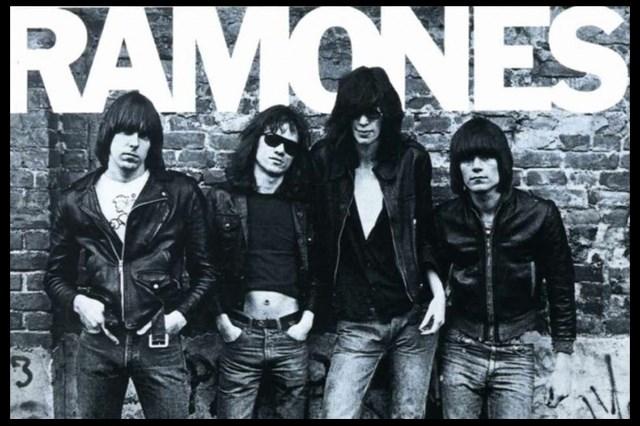 La leggendaria band dei Ramones