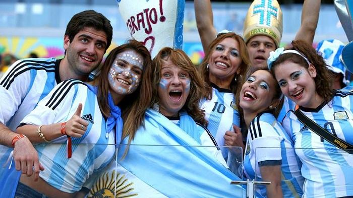 tifosi argentina - svizzera facebook fifa world cup