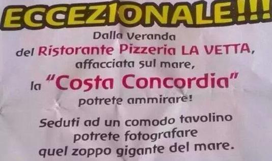 volantino-costa-concordia-ristorante-la-vela-genova-tripadvisor