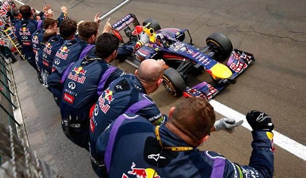 Per Ricciardo quella di Spa è la terza vittoria in carriera (foto: redbull.com)