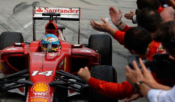 Nonostante il contratto, ancora in bilico il futuro di Alonso in Ferrari (foto: ferrari.com)