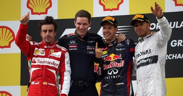 Nel 2013 a vincere fu Vettel e la Red Bull (foto: livef1.it)