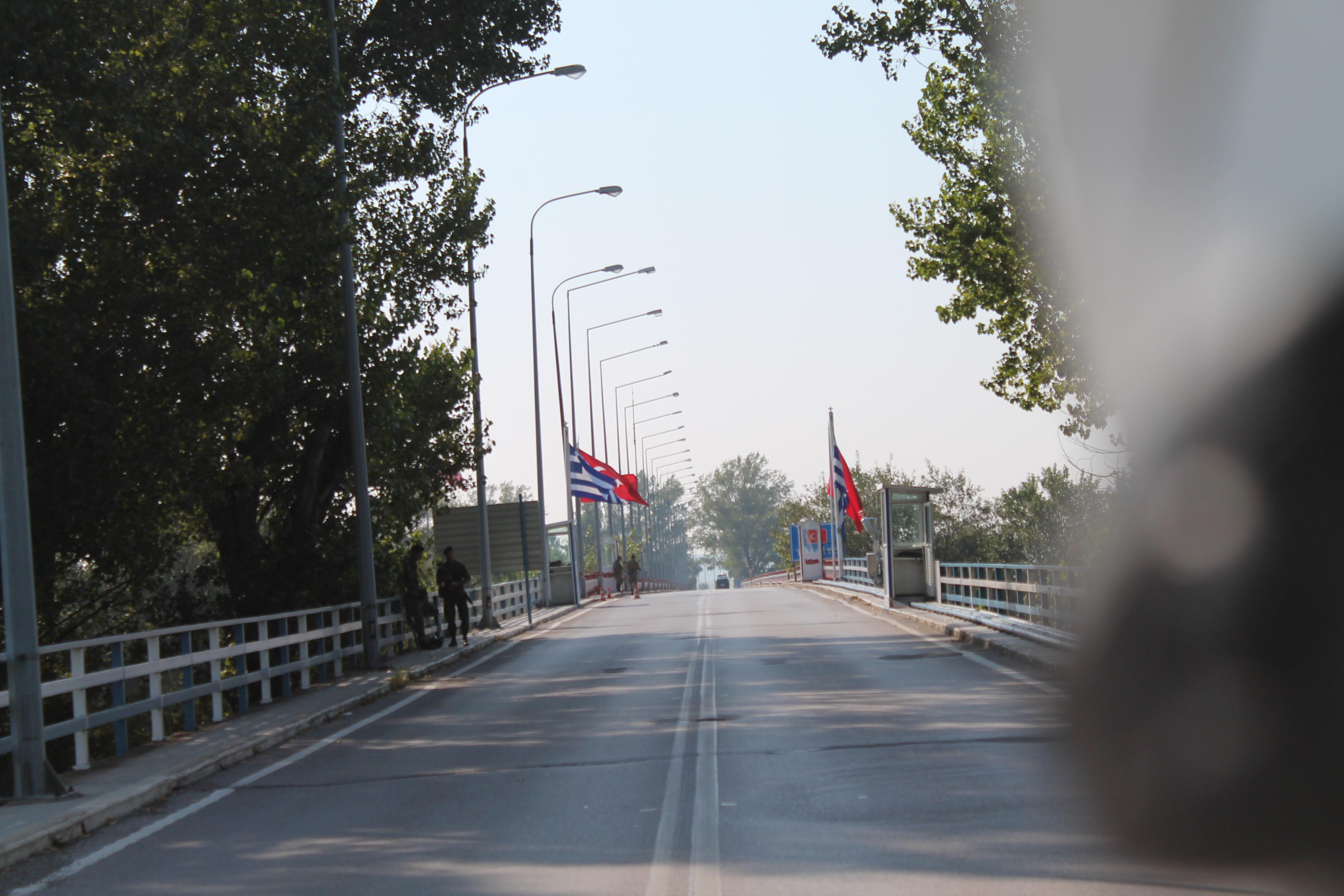 ponte confine grecia turchia