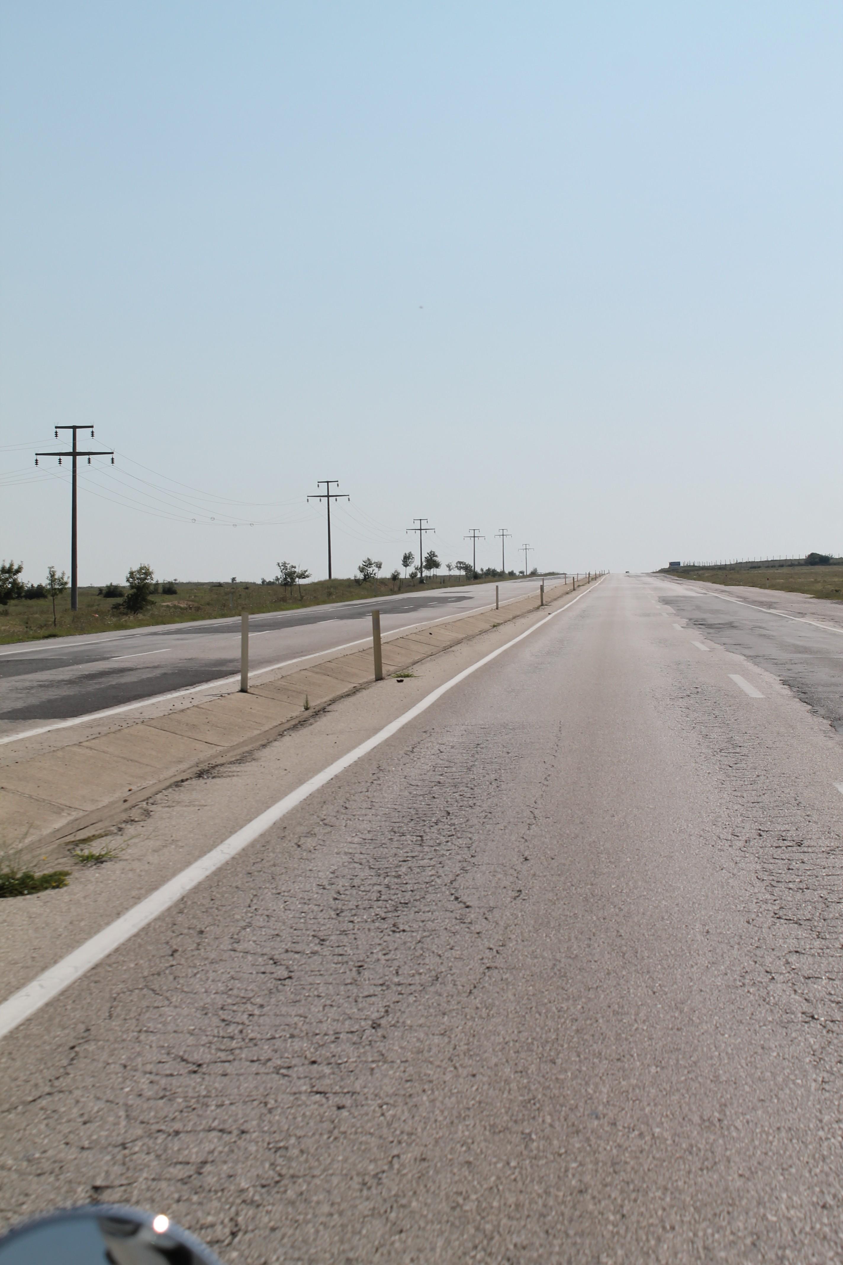 Strada verso Ankara