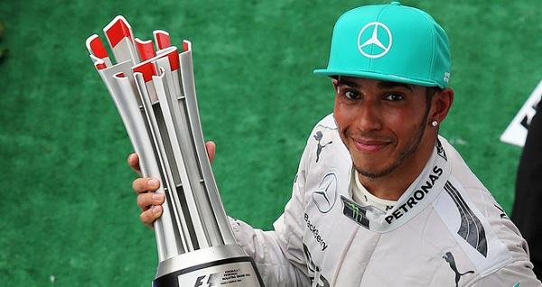 Hamilton, se non vincerà il mondiale, a fine anno potrebbe lasciare la Mercedes (foto: bbc.co.uk)