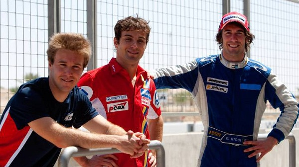 Filippi ha dirottato per la IndyCar Series; Valsecchi fa l'inviato per Sky Sport (foto: motorsport.com)