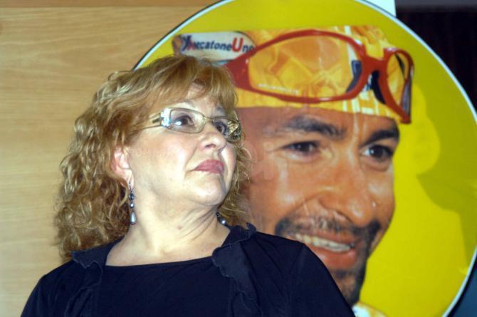 Tonina Belletti mamma Pantani