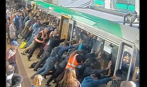 treno australia