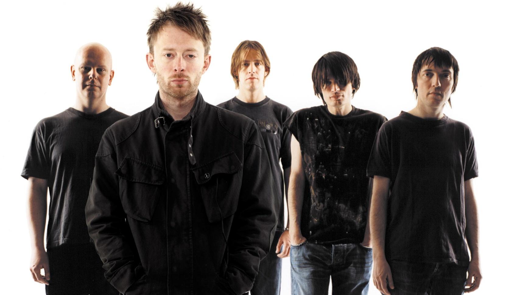 radiohead bittorrent