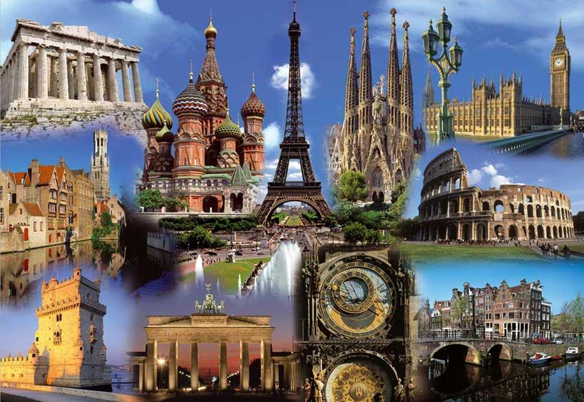 viaggiare in Europa, quale meta?