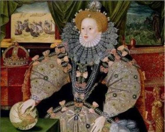 Un ritratto della Regina Elisabetta I (alkymy.it)
