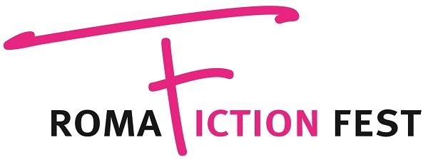 Il logo della manifestazione RomaFictionFest