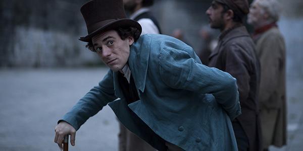 Elio Germano interpreta Giacomo Leopardi ne 'Il grande favoloso'