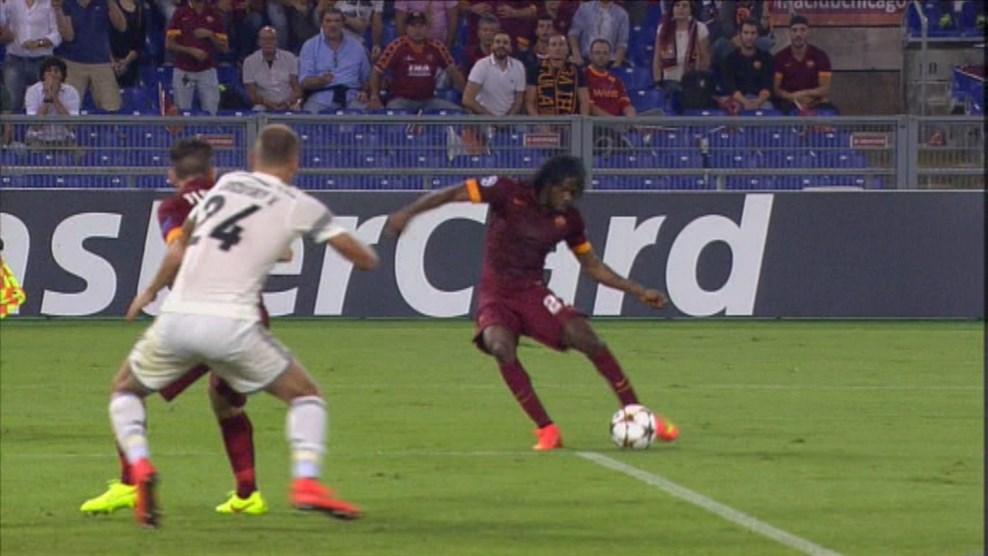 video-gol-roma-cska-mosca-gervinho-secondo-gol