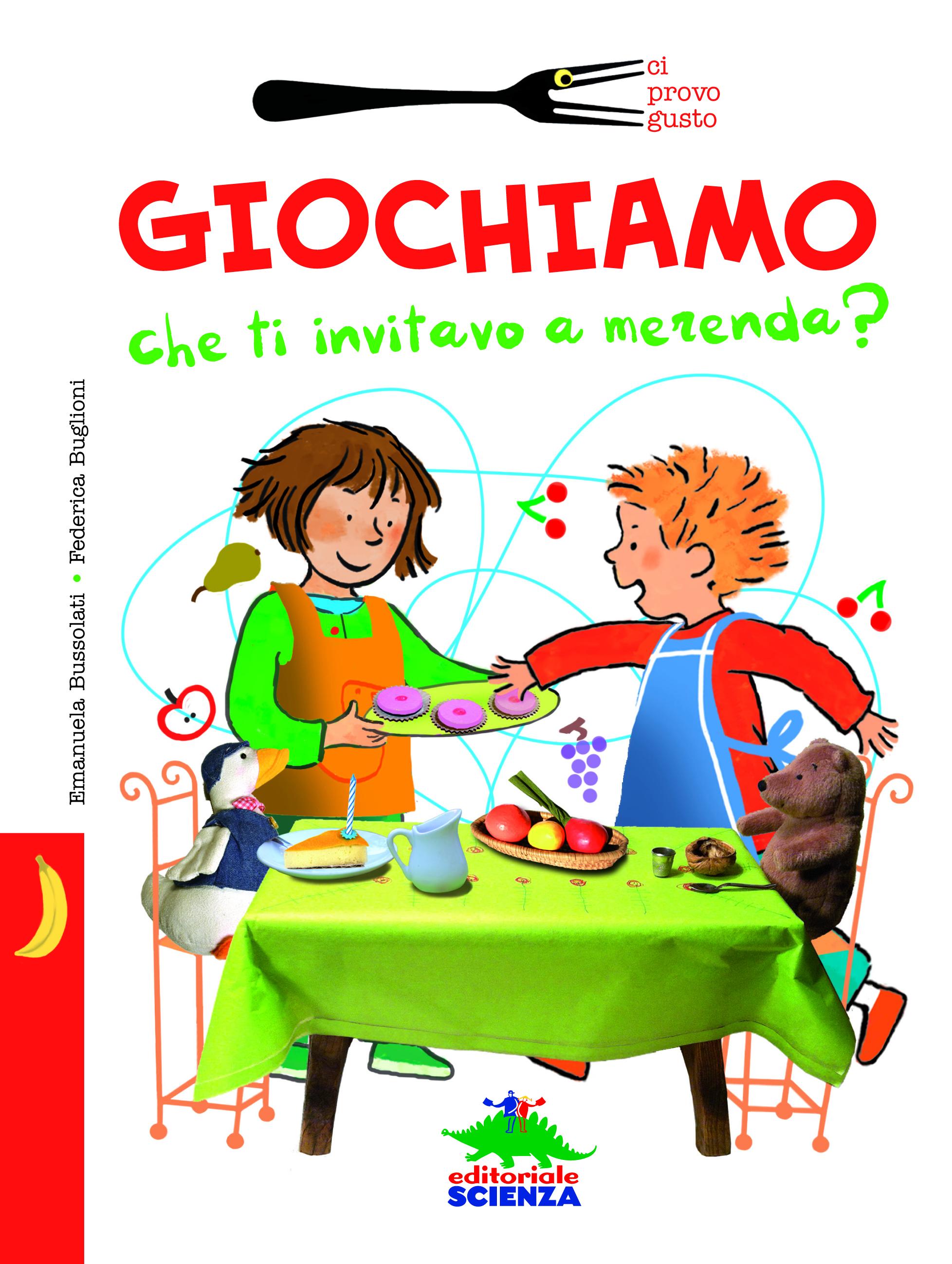Estremamente Una buona educazione alimentare passa dai libri per bambini TE85