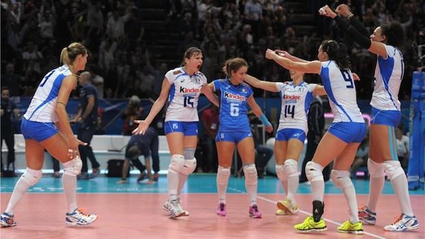 volley nazionale italia
