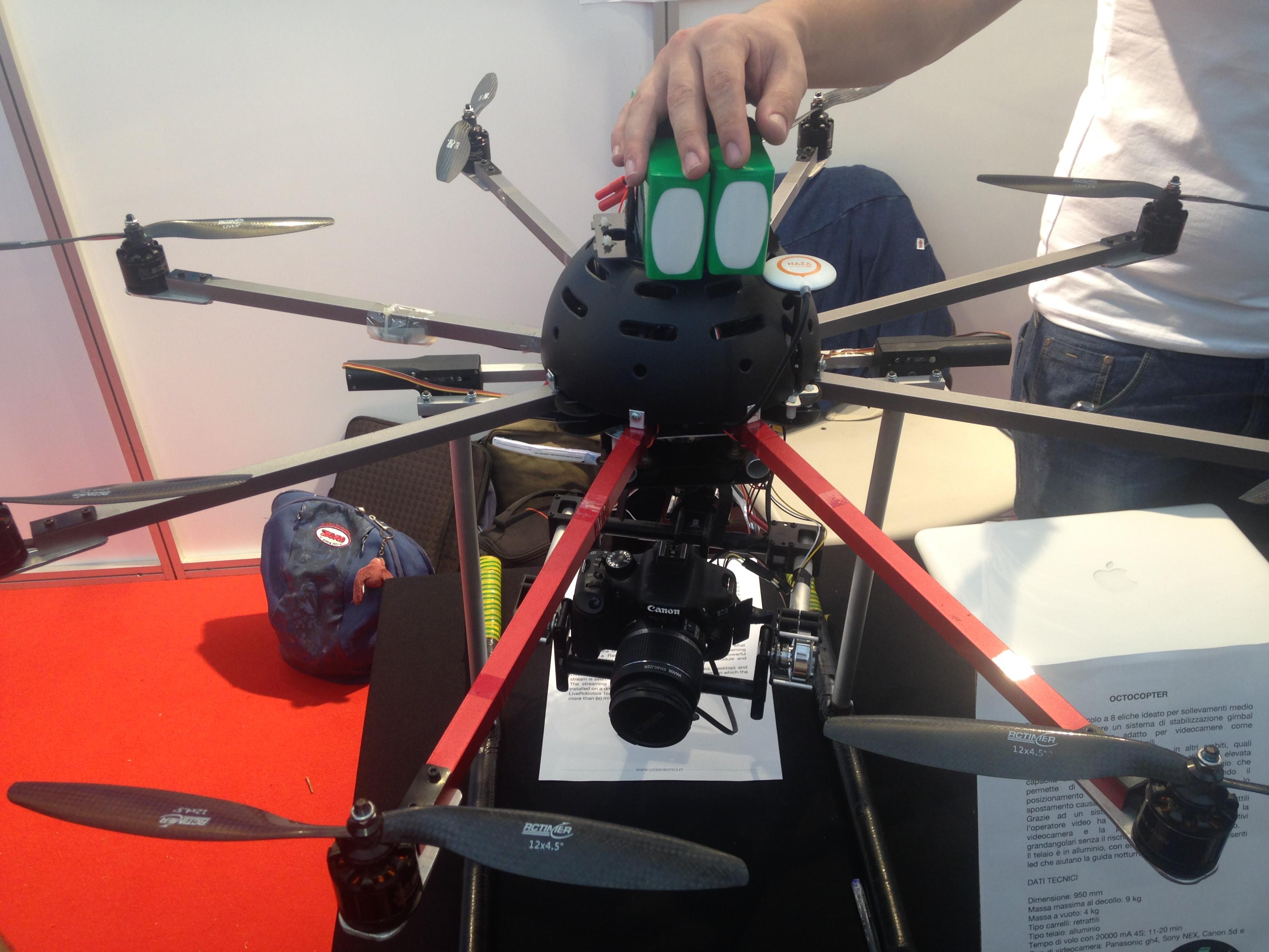 drone maker faire