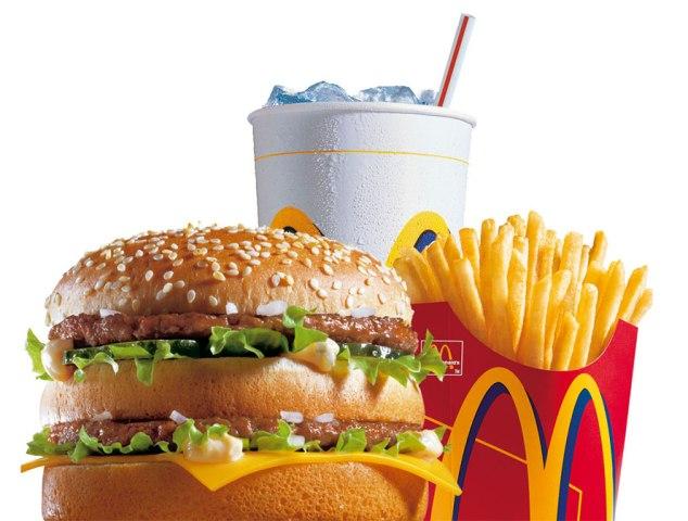 McDonald's ha diffuso in tutto il mondo la cultura del panino con l'hamburger e le patatine