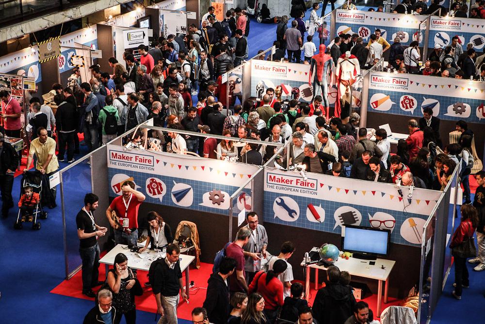 Maker Faire A Roma Gli Artigiani 2 0 Del Make In Italy