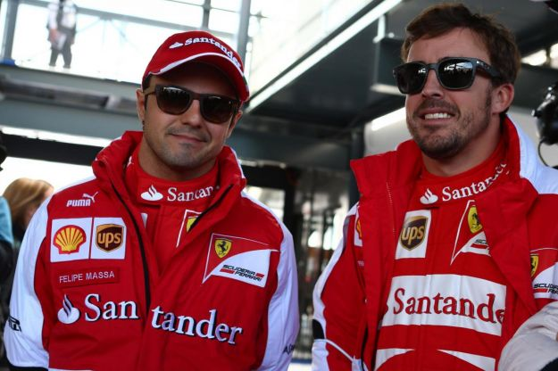 massa-alonso-ferrari-mclaren-marussia-catheram-video