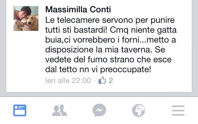 post Massimilla Conti