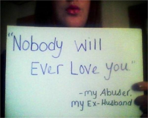 Nessuno potrà mai amarti