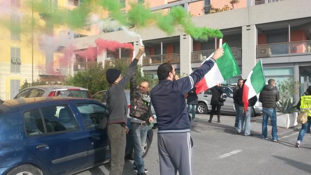 Pochi manifestanti, nessun disagio: ecco i Forconi 2014 (ilsecoloxix.it)