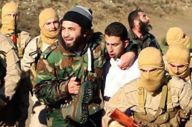 Muadh al Kaseasbeh, il colonnello tenente catturato dall'Isis in Siria (Fonte foto: www.palermomania.it)