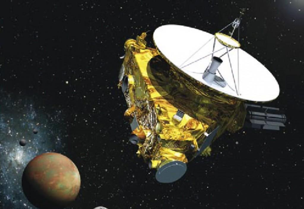La sonda New Horizons, risvegliata dalla musica di Star Trek (tuddidentro.wordpress.com)