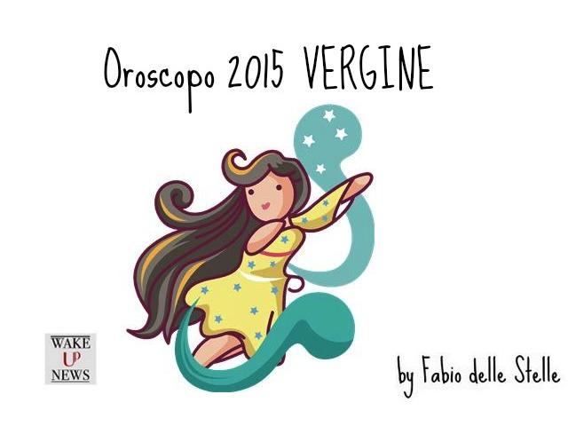 oroscopo 2015 vergine
