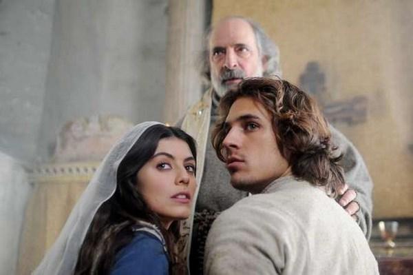 Romeo e Giulietta, la fiction di Canale 5 (fonte: pianetadonna.it)